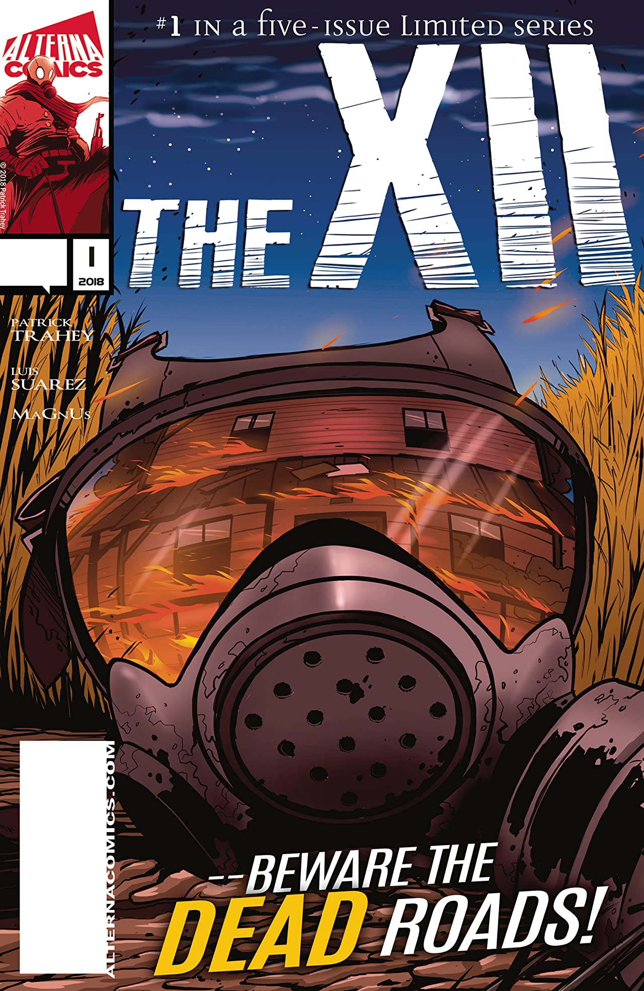 The XII: The Father #1
