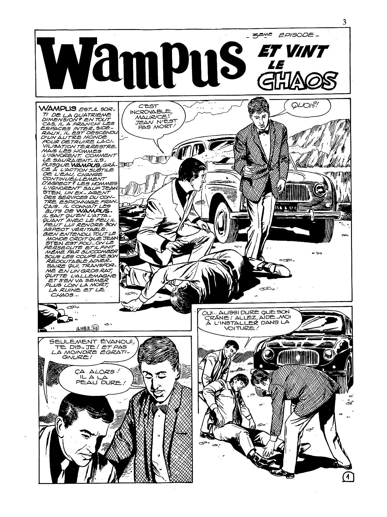 WAMPUS Vol. 3: Et vint le chaos...