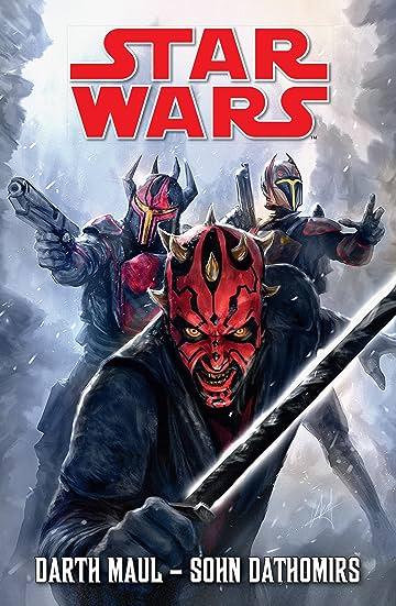 Star Wars Darth Maul: Sohn Dathomirs