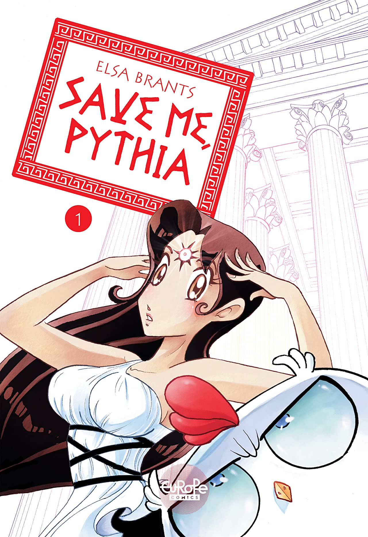 Save me, Pythia Vol. 1