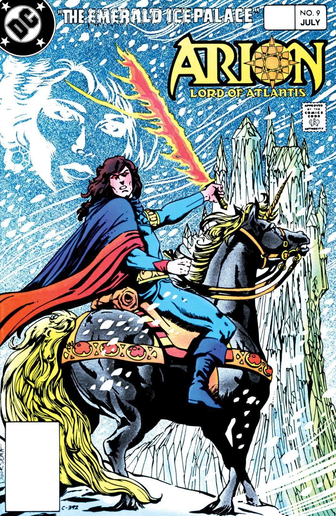 Arion, Lord of Atlantis (1982-1985) #9