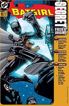 Batgirl Secret Files and Origins (2002) No.1