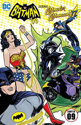 Batman '66 Meets Wonder Woman '77 (2016-2017) #9