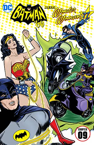 Batman '66 Meets Wonder Woman '77 (2016-2017) #9