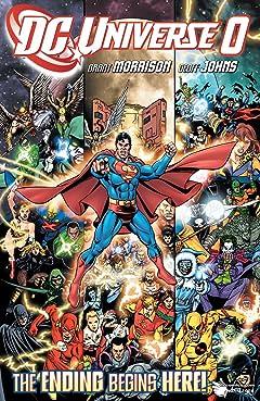 DC Universe (2008) No.0