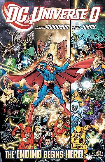 DC Universe (2008) #0