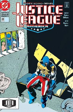 Justice League America (1987-1996) #49