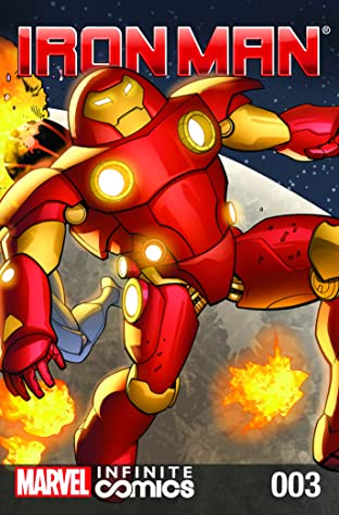 Iron Man: Fatal Frontier Infinite Comic #3