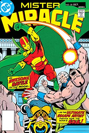 Mister Miracle (1971-1978) #20