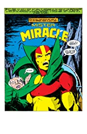 Mister Miracle (1971-1978) #22