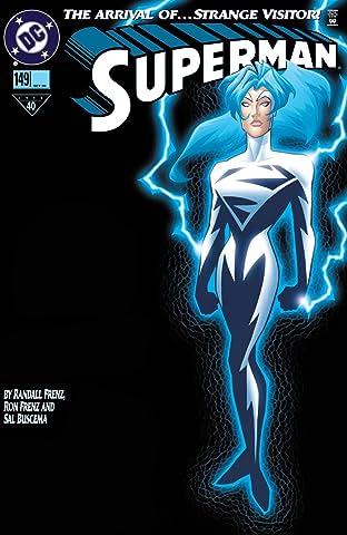 Superman (1987-2006) #149