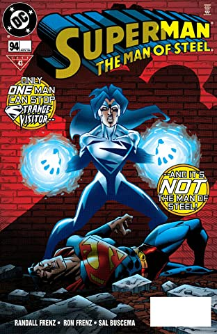 Superman: The Man of Steel (1991-2003) #94