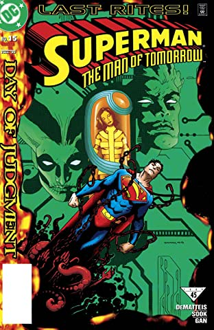 Superman: The Man of Tomorrow (1995-1999) #15