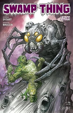 Swamp Thing (2004-2006) #24