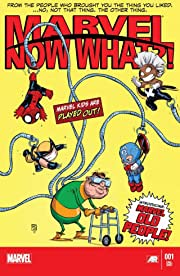 Marvel: Now What? #1