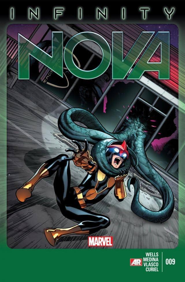 Nova (2013-) #9