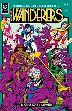 The Wanderers (1988-1989) #5