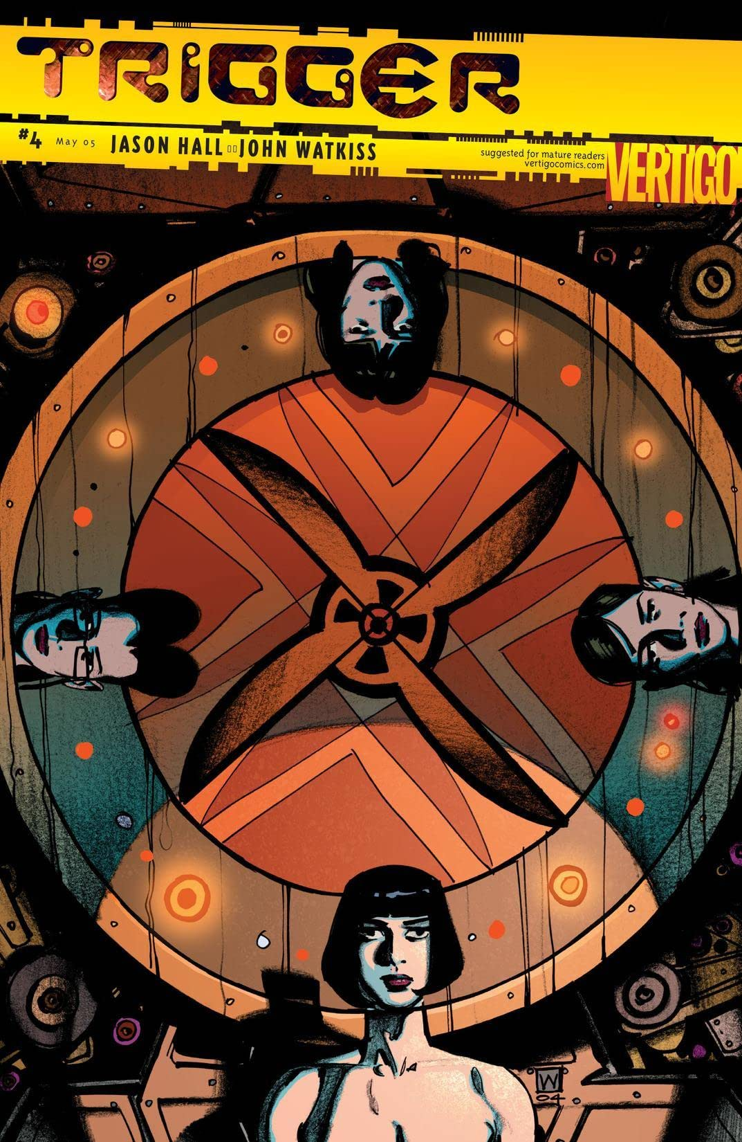 Trigger (2004-2005) #4