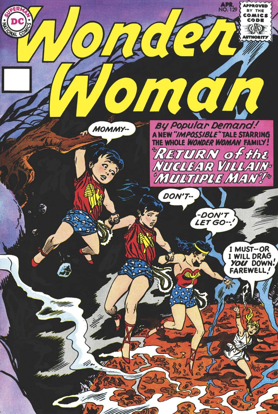 Wonder Woman (1942-1986) #129