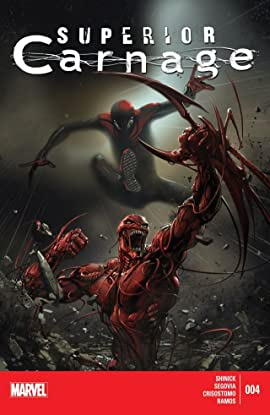 Superior Carnage #4 (of 5)