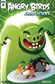 Angry Birds: Flight School #2