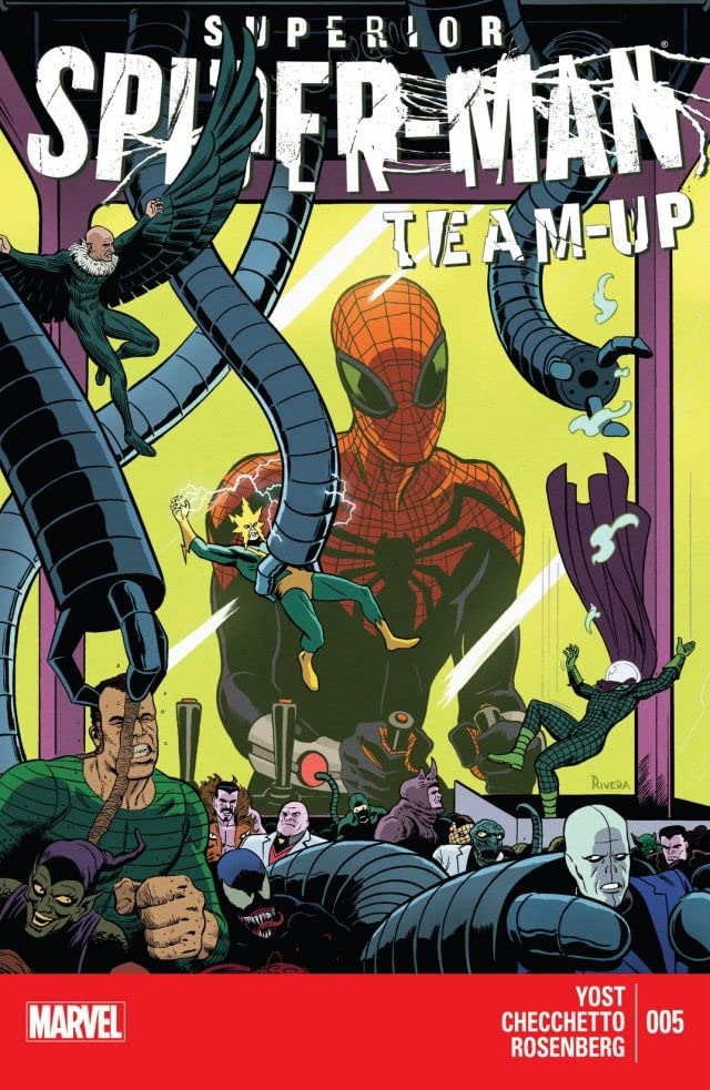 Superior Spider-Man Team-Up #5