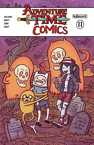 Adventure Time Comics No.11
