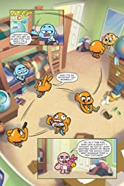 The Amazing World of Gumball Vol. 3: Recipe For Disaster