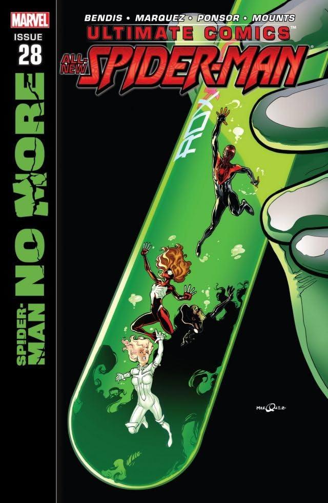 Ultimate Comics Spider-Man (2011-2013) #28