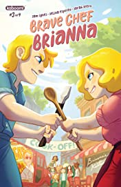 Brave Chef Brianna #3 (of 4)