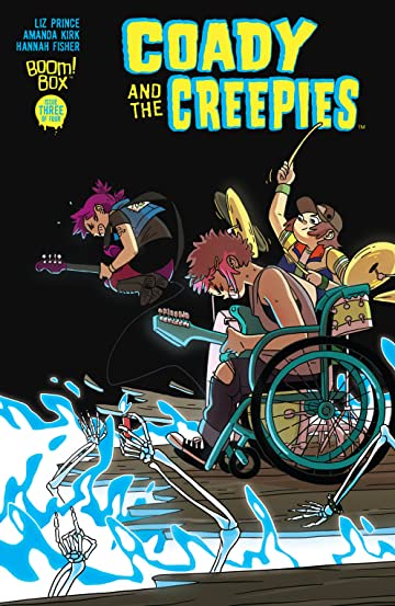 Coady and the Creepies #3 (of 4)
