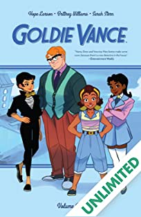 Goldie Vance Vol. 2