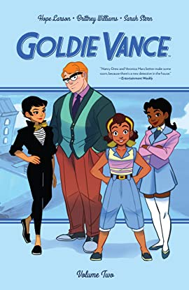 Goldie Vance Tome 2