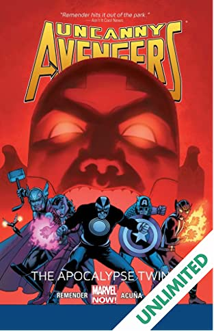 Uncanny Avengers Vol. 2: The Apocalypse Twins