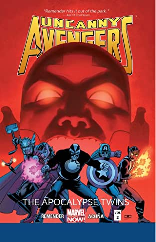 Uncanny Avengers Tome 2: The Apocalypse Twins