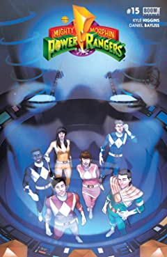 Mighty Morphin Power Rangers #15