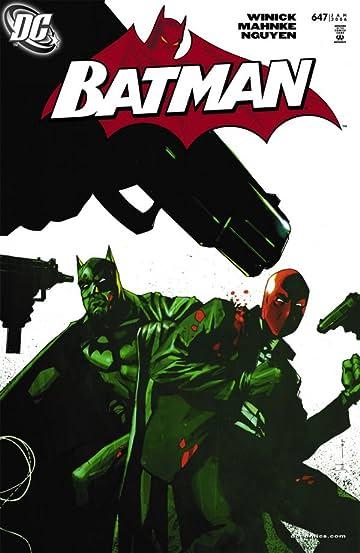 Batman (1940-2011) #647