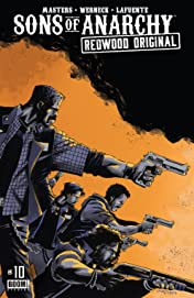 Sons of Anarchy: Redwood Original #10