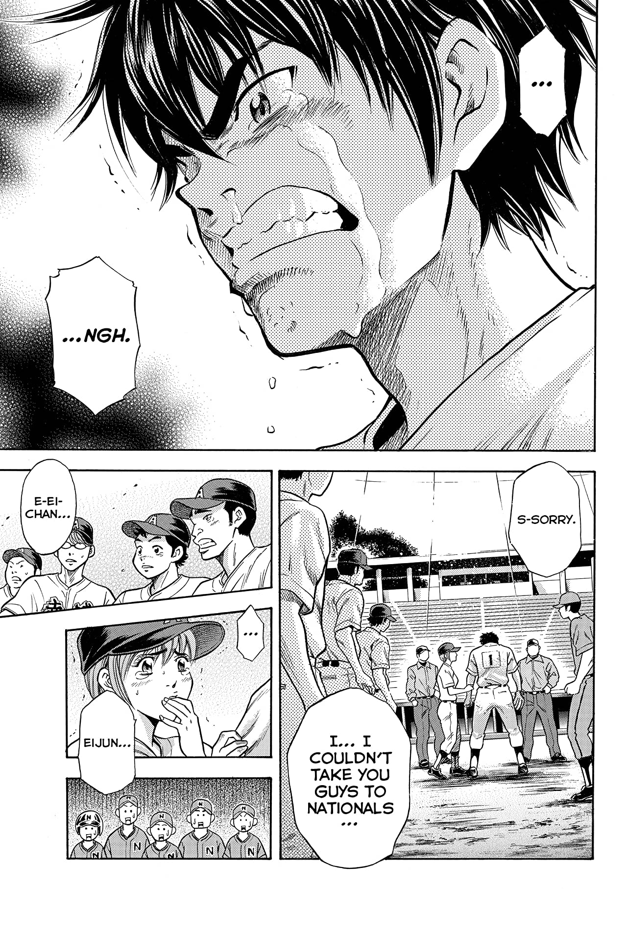 Ace of the Diamond Tome 1