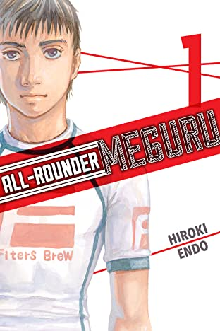 All-Rounder Meguru Tome 1