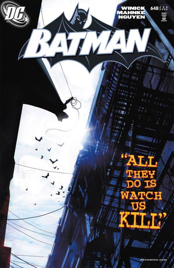 Batman (1940-2011) #648