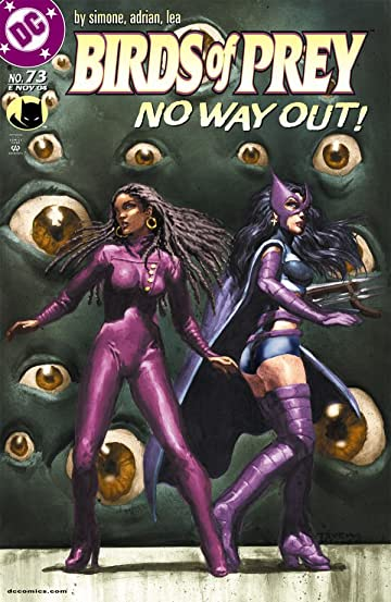 Birds of Prey (1999-2009) #73