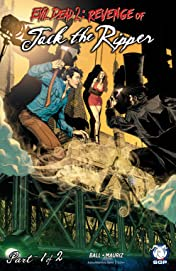 Evil Dead 2: Revenge of Jack the Ripper #1