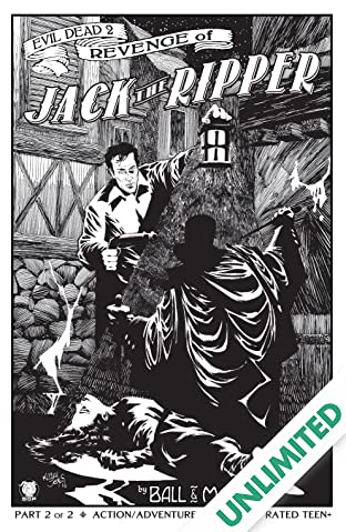 Evil Dead 2: Revenge of Jack the Ripper #2
