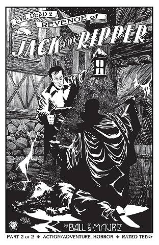 Evil Dead 2: Revenge of Jack the Ripper #2