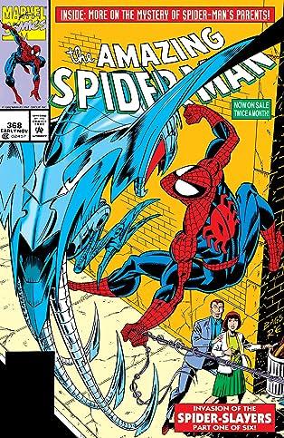 Amazing Spider-Man (1963-1998) #368