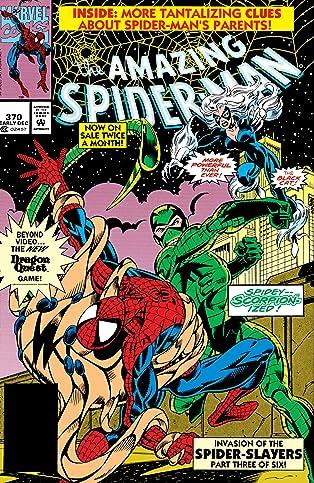 Amazing Spider-Man (1963-1998) #370