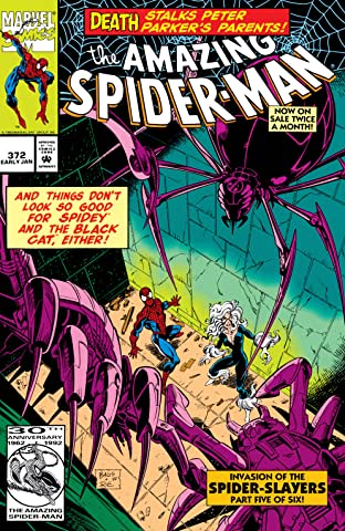 Amazing Spider-Man (1963-1998) #372