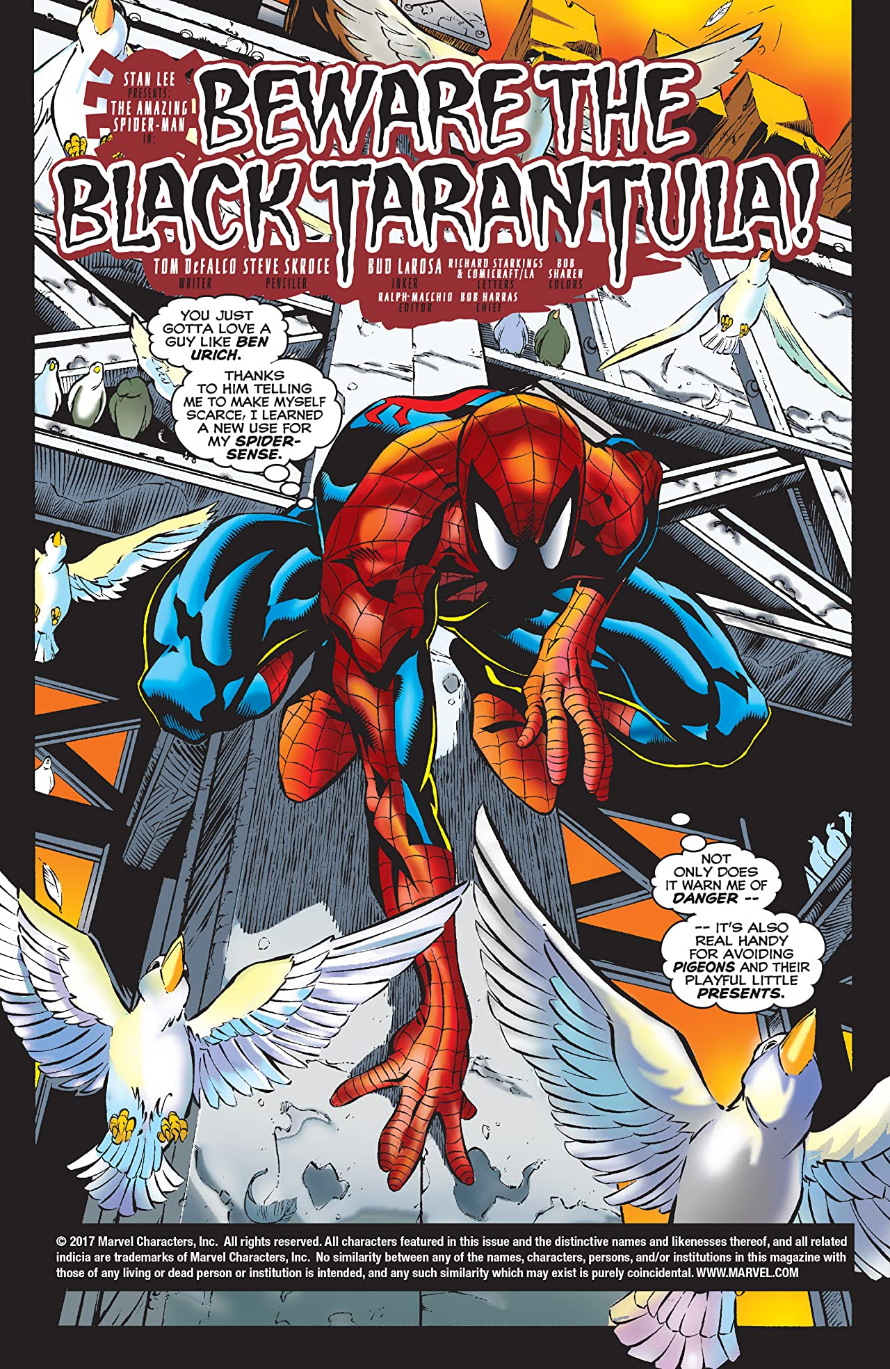 Amazing Spider-Man (1963-1998) #419