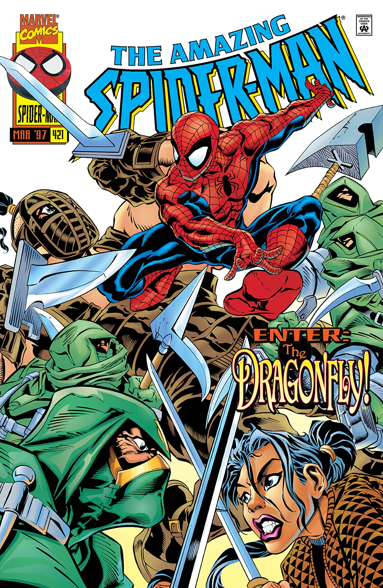 Amazing Spider-Man (1963-1998) #421